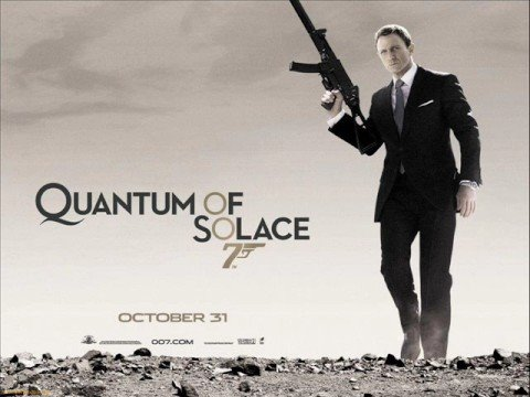 A Quantum of Solace soundtrack