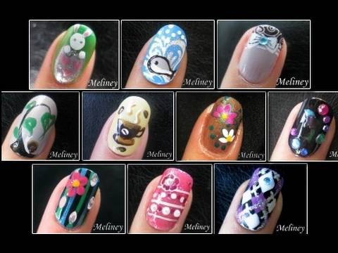 Meliney nail art design collection 3 3 meliney nail art design collection 3 3 prinsesfo Gallery