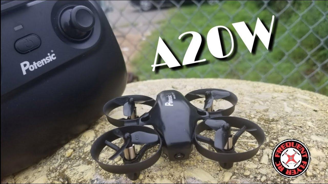 Download Potensic A20W Flight Demo