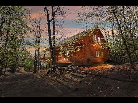 Log Cabin #9 Windjammer Resort