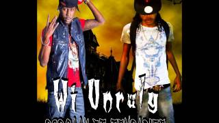 (December 2013) Popcaan ft Temparize - Wi Unruly Freestyle| Follow @YoungNotnice