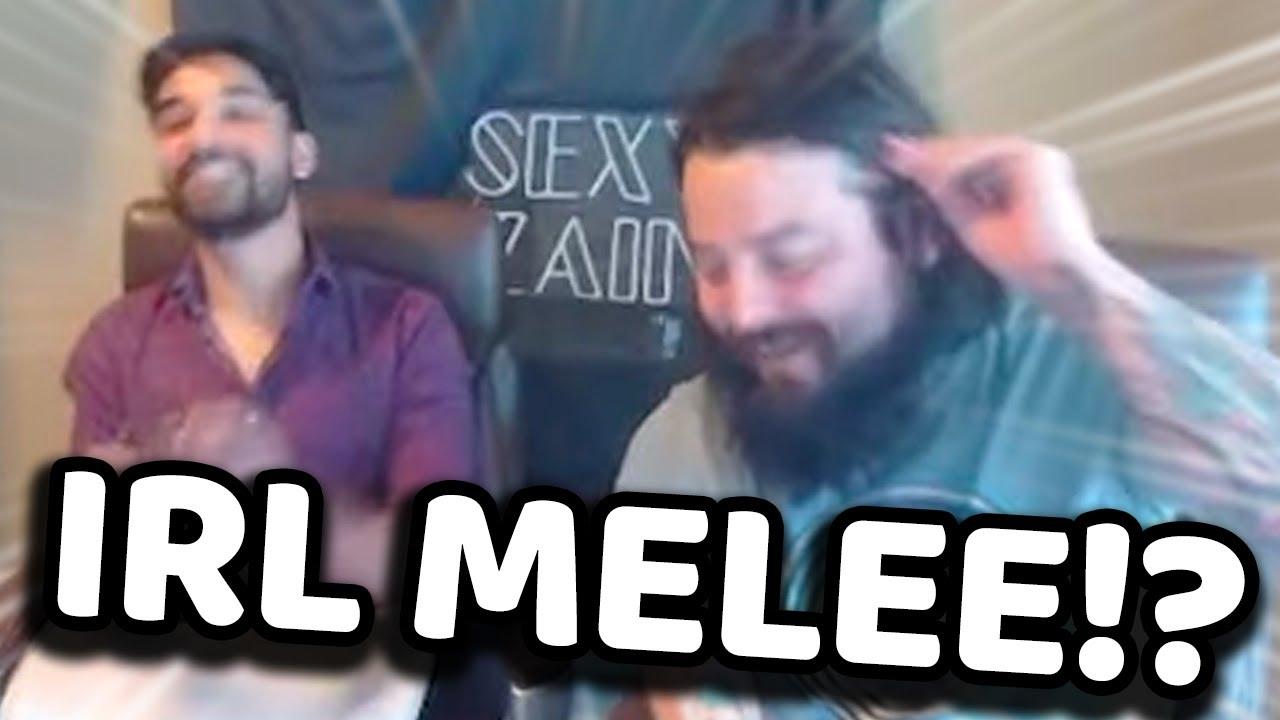 Download MANGO & ZAIN PLAYED LAN MELEE!