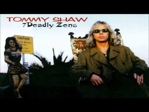 Tommy Shaw - Straight Down The Line (1998) HQ