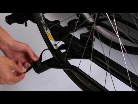 Hollywood Racks Recumbent 2-Bike Hitch Rack