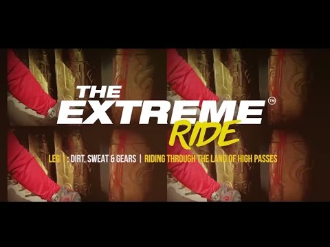 Extreme Ride _ New Trailer   MotorcycleDiaries.in  