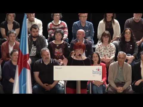 #ENA2019 - Intervención de Maite Ferreiro, candidata ao Congreso por Lugo