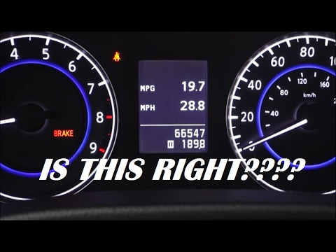 Infiniti G37 MPG Calculator - Is It Accurate?