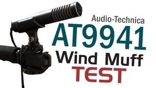 【カメラ】強風テスト!ウインドマフは有効なのか?オーディオテクニカAT9941 thumbnail