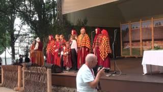 Dziesmu svētki 2013,folk. diena Vērmanes dārza lielā estrādē 6.07. - 00426-427