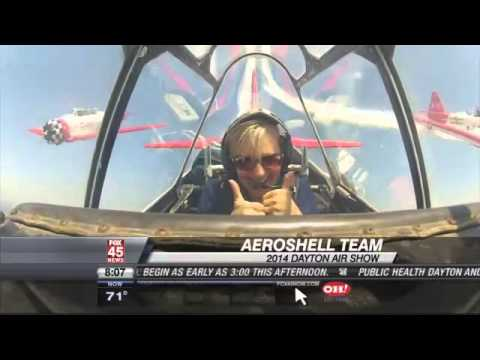 FOX 45 IN THE MORNING: Dayton Air Show Preview