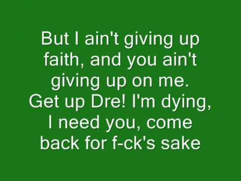 Eminem - I Need A Doctor(Lyrics)