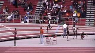 Fastest high school 4x200 relay in the nation