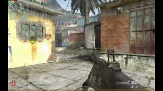 Modern Warfare 2 Multiplayer Gameplay PC Sabotage (WeGame)
