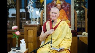 How to practice Emptiness in our daily activities - Gen-la Kelsang Khyenrab