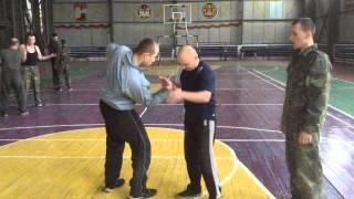 Попробуй на практике. выпуск-1.рукопашный бой(стиль Кадочникова)