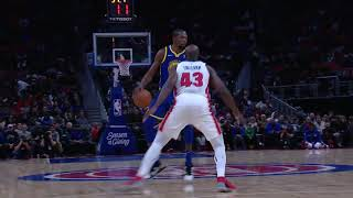 Kevin Durant's Best Plays of the 2017 2018 NBA Regular Season