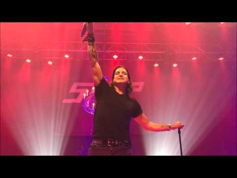 Scott Stapp performing One at The Arcada Theatre