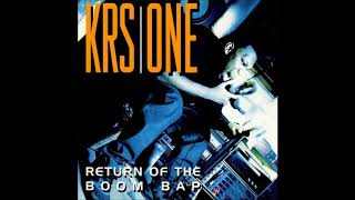 Watch KrsOne I Cant Wake Up video