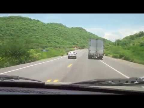 Road Trip to Acapulco Part 1: Iguala to Chilpancingo Travel Video
