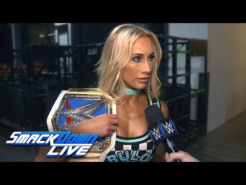 Is Carmella truly ready for Asuka?: SmackDown Exclusive, June 12, 2018