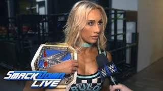 Video Is Carmella truly ready for Asuka?: SmackDown Exclusive, June 12, 2018 download MP3, 3GP, MP4, WEBM, AVI, FLV Juni 2018