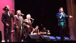 KID KYLE and The Harmony Masters Finale at DOO WOP 12,The Zeiterion Theater,April 16,2016,THE DIARY