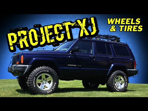 Jeep Mud Tires Quadratec >> Project Xj Wheels And Tires Quadratec Moab And Mickey Thompson Baja Mtz