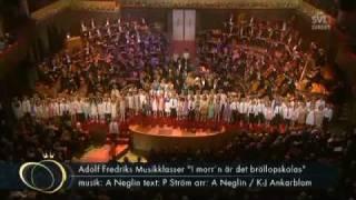 Konserten för Kronprinsessan Victoria och Daniel