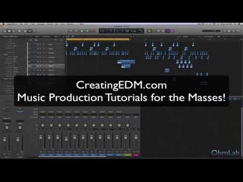 Panning Drums for Added Clarity and Width - Creating Tracks Mp3