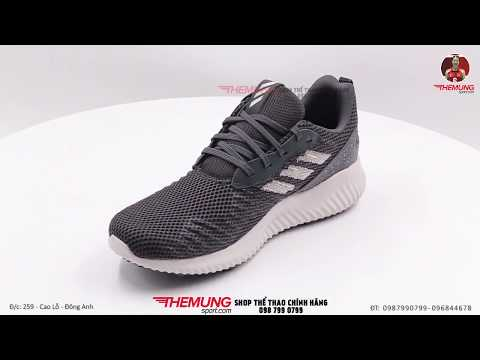 huge selection of 264d4 2a9a1 Adidas Alphabounce Rc M Grey