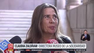 Museo de la Solidaridad: Se sospecha de un robo por encargo
