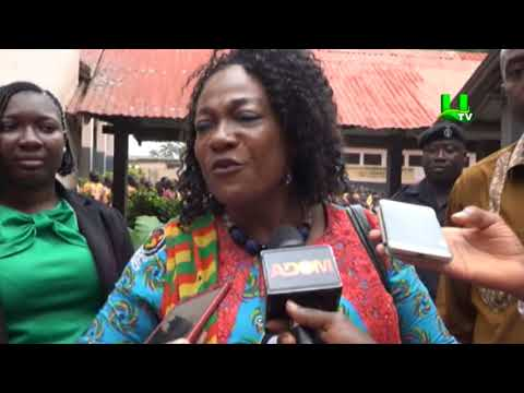 Gov't releases GHc10m To School Feeding Catereers - Otiko Djaba