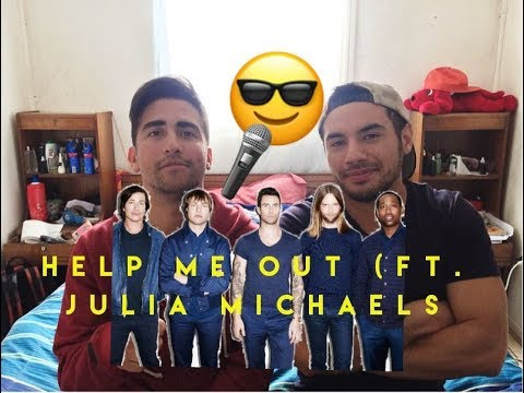 Maroon 5 ft. Julia Michaels - Help Me Out (Reaction)