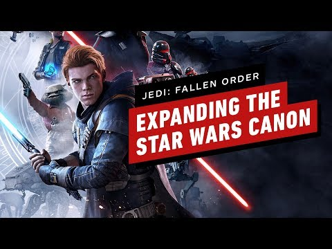 How Star Wars Jedi: Fallen Order Became Official Canon (SPOILER ALERT)