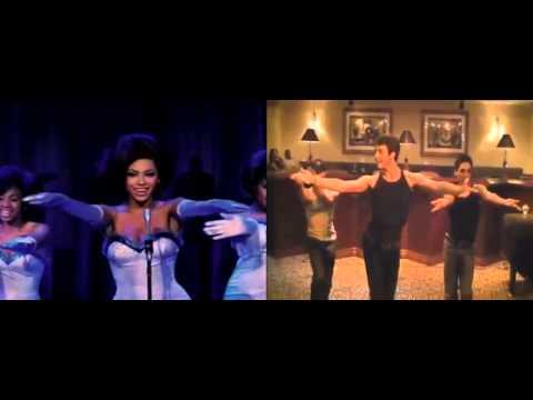 Dreamgirls Dance Comparison