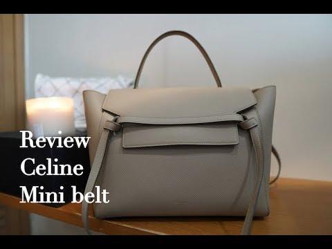 รีวิว Celine belt bag อายุ 2.5 ปี + ซื้อยังไงให้ราคาถูก (Updated ... a811a3739e5a3
