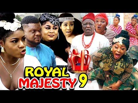 Download ROYAL MAJESTY SEASON 9 (New Hit Movie) - Ken Erics 2020 Latest Nigerian Nollywood Movie Full HD