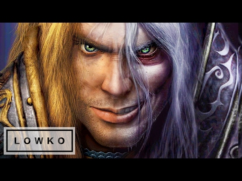 Warcraft 3: FROSTMOURNE HUNGERS! (Human Campaign)