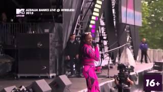 Azealia Banks - VENUS (Live)