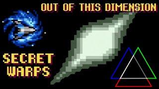 [ StarFox — SNES ] Secret Warps: Black Hole & Out of This Dimension