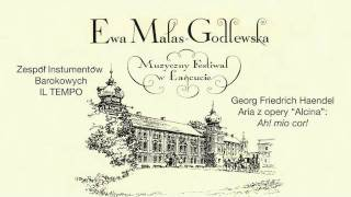 ALCINA - Ah! Mio Cor! - aria performed by Ewa Malas-Godlewska