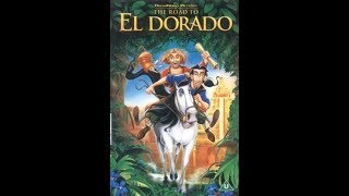 Elton John - El Dorado (film version) With Lyrics!