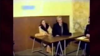 Расстрел Николая и Елены Чаушеску Ceausescu