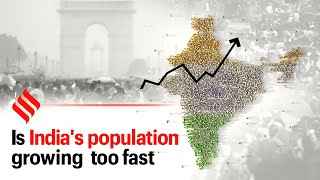 Is India's population growing too fast