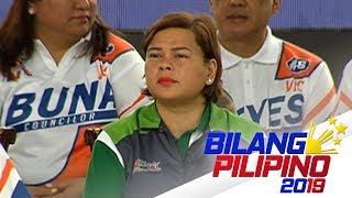 Kampanya ng HNP sa Bicol, hindi muna dadaluhan ni Mayor Inday Sara