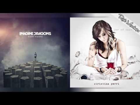 Demons vs Jar Of Hearts - Imagine Dragons & Christina Perri (Mashup)