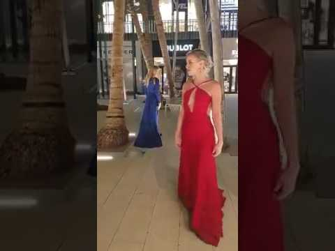 Backstage Fashionistar France Fashion runway Miami Design District show room showroom