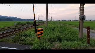 E653系1100番台H202編成AT(秋田総合車両センター)出場回送