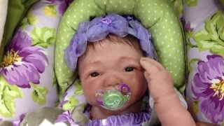 Silicone Baby Kaylee Target Trip With Reactions