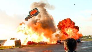 360º Jump Stunts: Behind The Scenes   Top Gear: Jumps